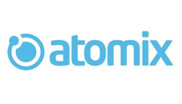 Adelaide Bowling Club Sponsor atomix logo
