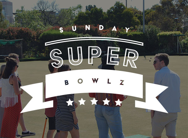 Sunday SuperBowlz at the Adelaide Bowling Club