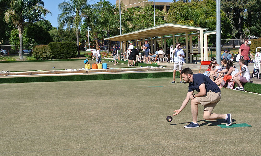 Adelaide Bowling Club Social and Casual Bowls